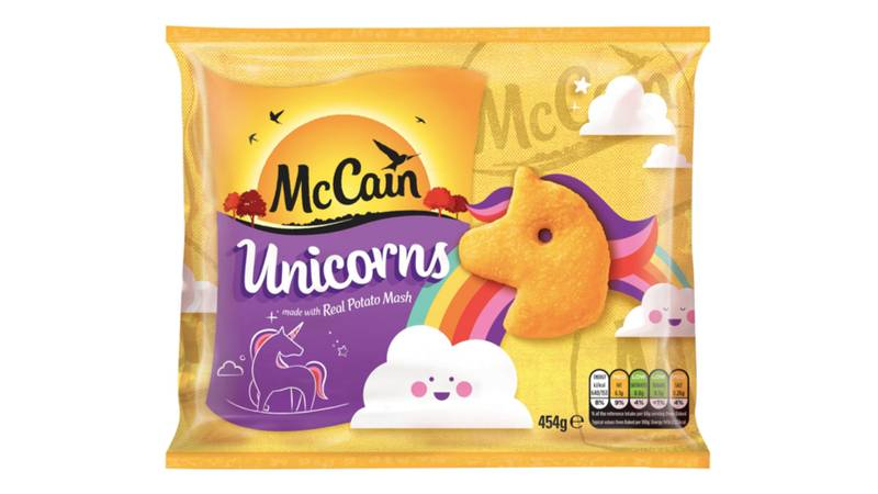 Unicorn Potato Shapes Are Here To Bring A Touch Of Magic To Your Dinner