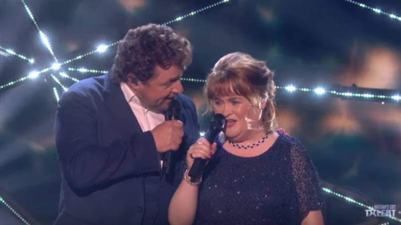People Reckon Susan Boyle's 'BGT' Performance Was 'Ruined' By Michael Ball