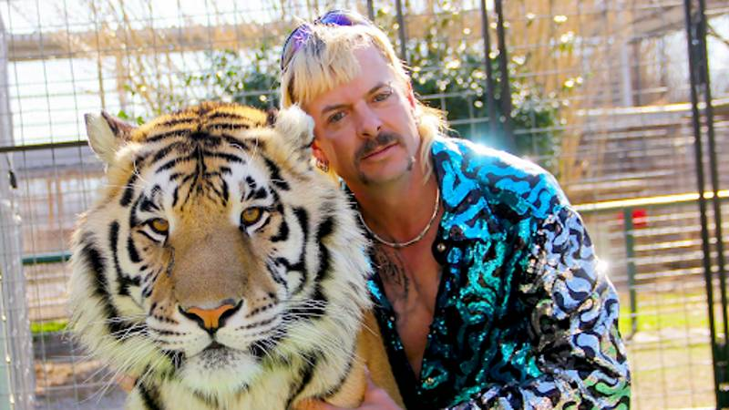 'Tiger King' Bill Banning Big Cat Ownership Passes In House