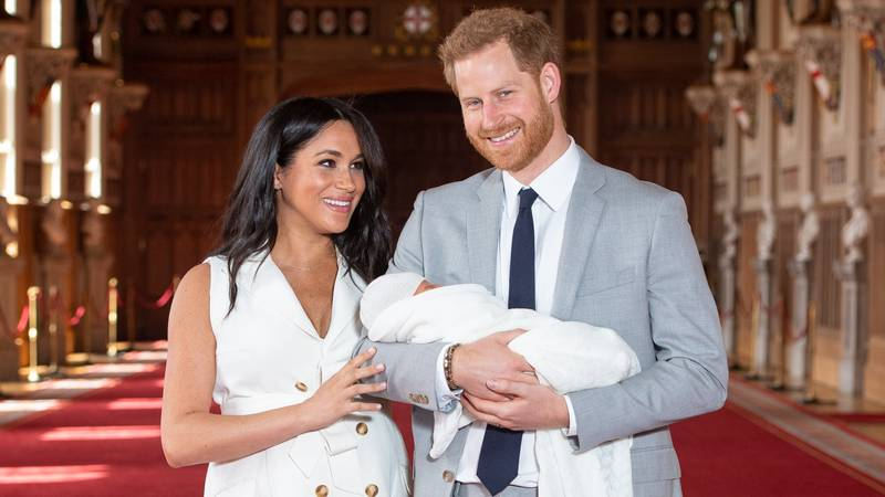 Meghan Markle And Prince Harry Reportedly Opted For £1,120 Pram For Baby Archie