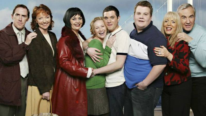 'Gavin & Stacey' Stars Are Reunited In New BBC Drama 'Pitching In'