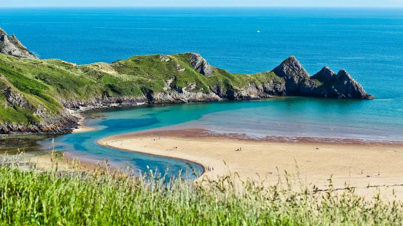 Holidays In Wales Can Start From Next Month As Border Reopens To Tourists