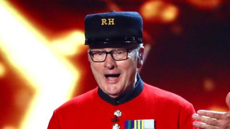 'BGT' Winner Colin Thackery Is Giving Some Of His Prize Money To Charity