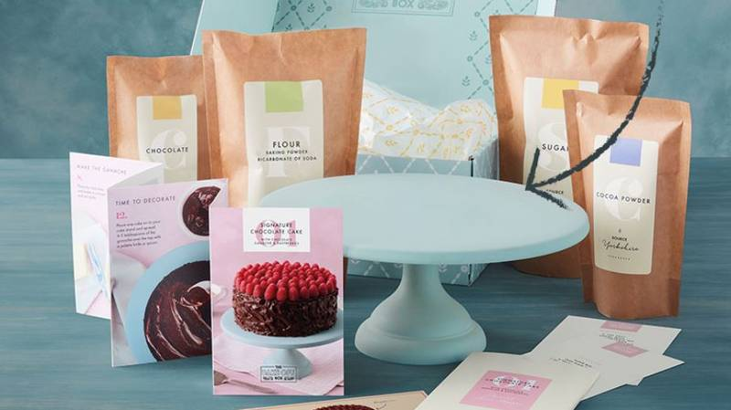 You Can Now Get Great British Bake Off Subscription Boxes