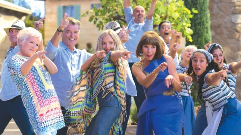 'Mamma Mia' Creator Says A Third Movie Will Happen