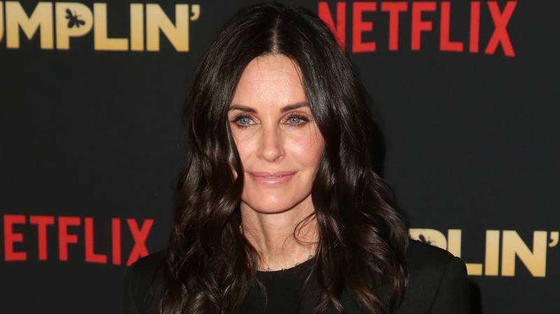 Courteney Cox Reveals What The 'Friends' Reunion Will Actually Involve