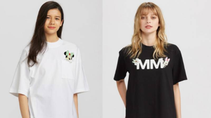 Uniqlo Launches Minnie Mouse Collection And It's Adorable