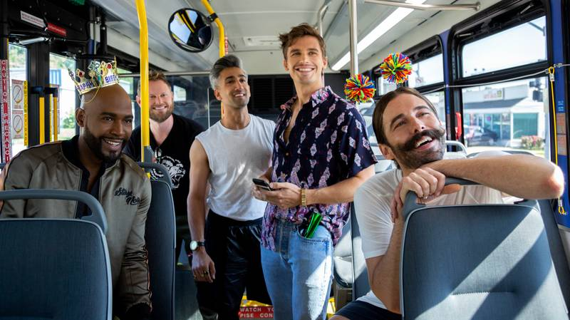 'Queer Eye' Season 3 Is Coming To Netflix In March