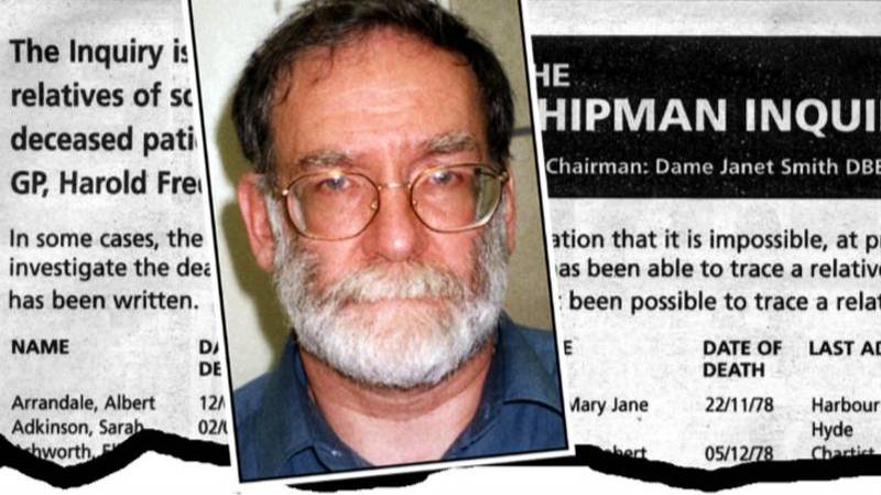 New Docuseries Reveals The Chilling Mistake That Exposed Harold Shipman's Crimes