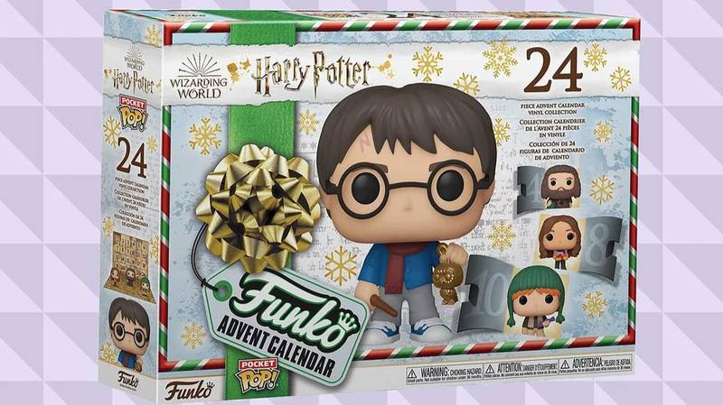 You Can Now Get A 'Harry Potter' Funko Pop Advent Calendar