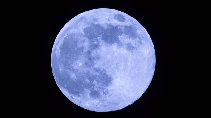 ​There's Going To Be A Rare Blue Moon This Halloween