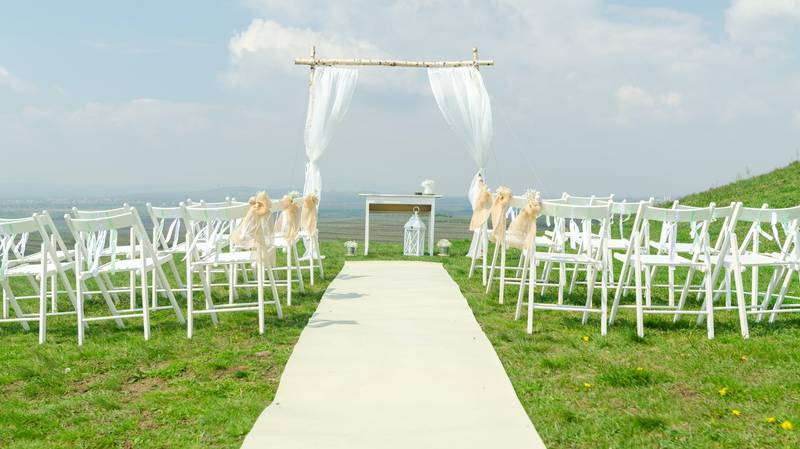 Wedding Receptions Are Given The Green Light From This Weekend