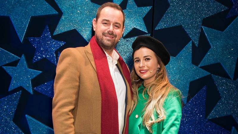 Dani and Danny Dyer Are Launching An Agony Aunt Podcast Together
