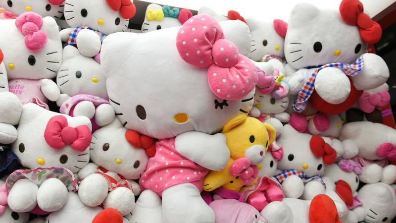 A Hello Kitty Movie Is In The Works
