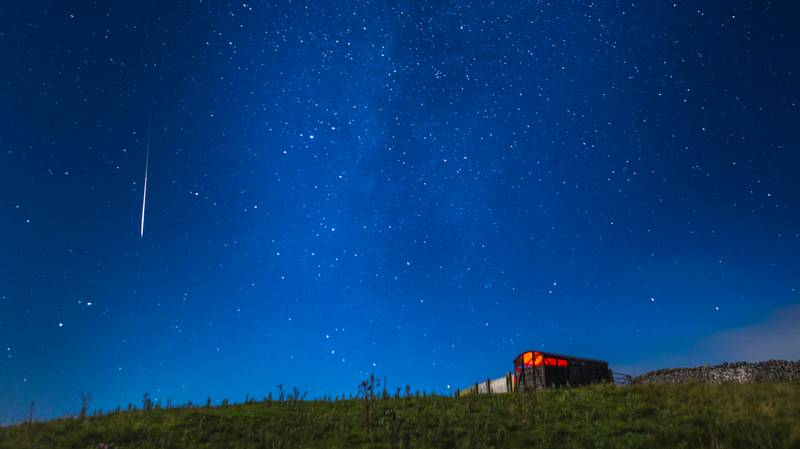 The Perseids Meteor Shower Will Peak Tonight Over The UK