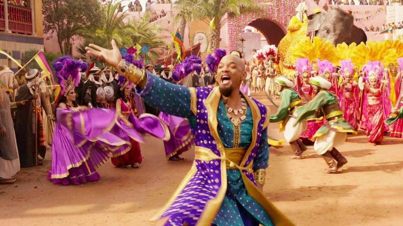 Disney Fans Divided Over Will Smith's 'Prince Ali' Remake In 'Aladdin'