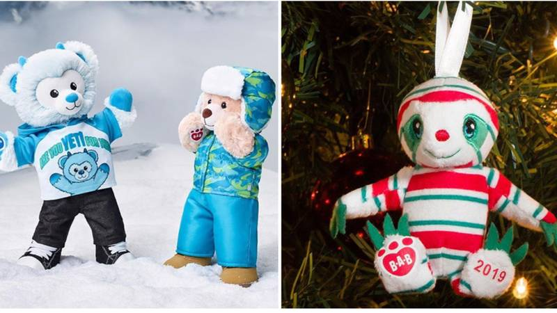 Build-A-Bear's Christmas Range Is Here And You're Going To Want It All