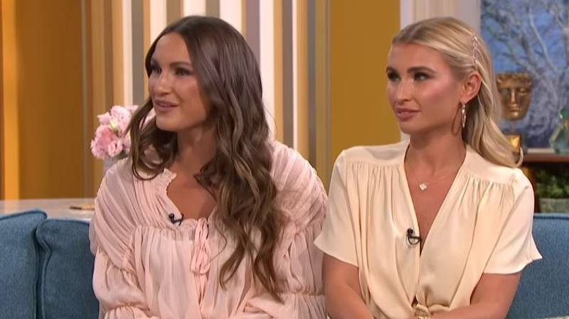 Billie Faiers Fumes Over Phillip Schofield Questioning How Much Her Wedding Cost