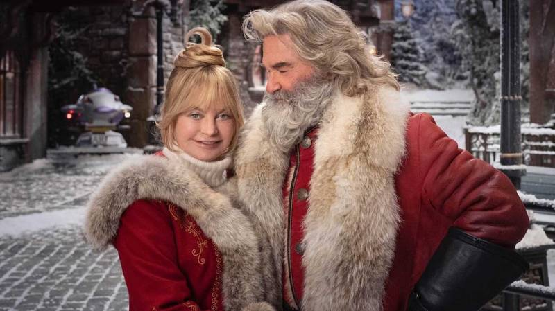 Viewers Are Left Crying Their Eyes Out At Netflix's Christmas Chronicles 2