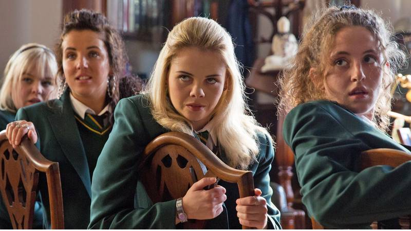 'Derry Girls' Creator Says A Movie Is 'Definitely' In Talks