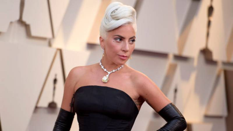 Oscars 2019: Lady Gaga's Necklace Was Last Worn By Audrey Hepburn In 1962