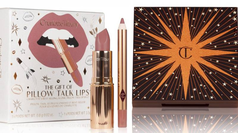 Charlotte Tilbury's Christmas Collection Is Here And It's Just As Gorgeous As You'd Expect