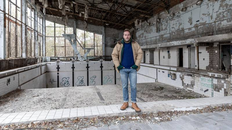 Channel 5 Release Trailer For New Documentary, Ben Fogle: Inside Chernobyl
