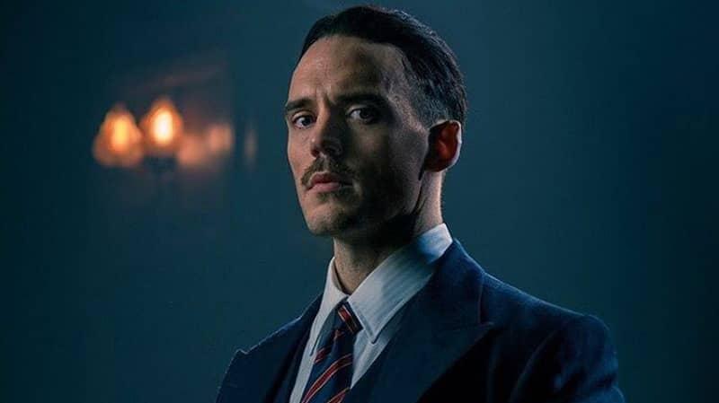 Hunger Games' Sam Claflin Joins Peaky Blinders Season Five