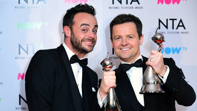 Ant McPartlin Is Returning To 'Britain's Got Talent' Tomorrow