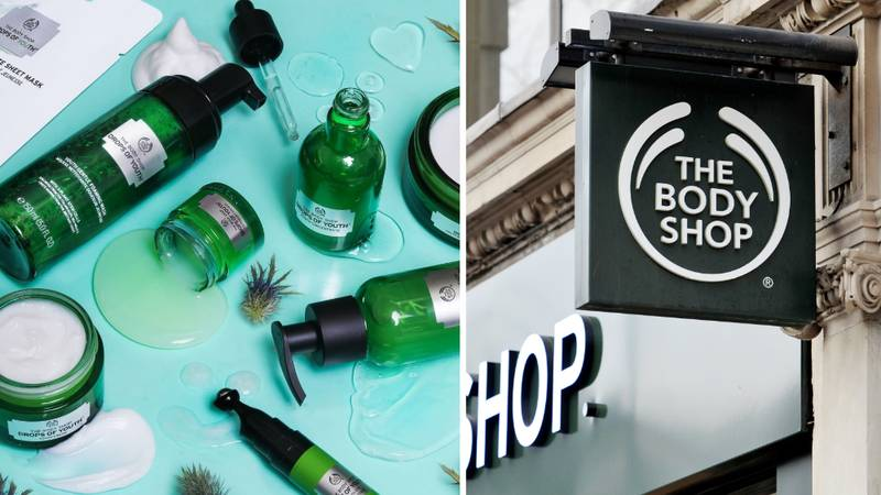 This Anti-Ageing Serum From The Body Shop Sells Every 23 Seconds
