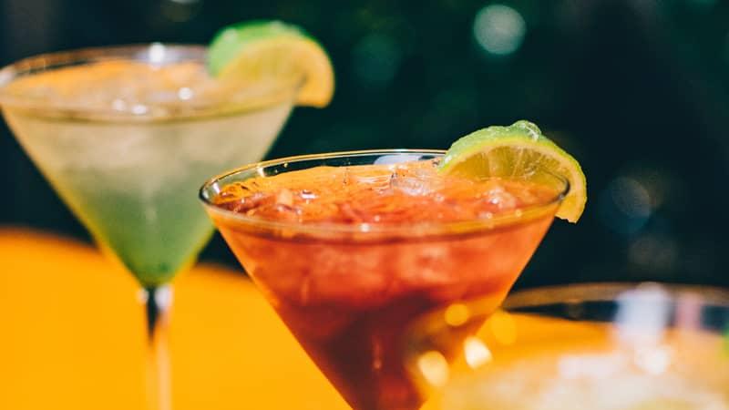 B&M Launches Pink Pornstar Martini Gin And Peach Bellini Liqueur