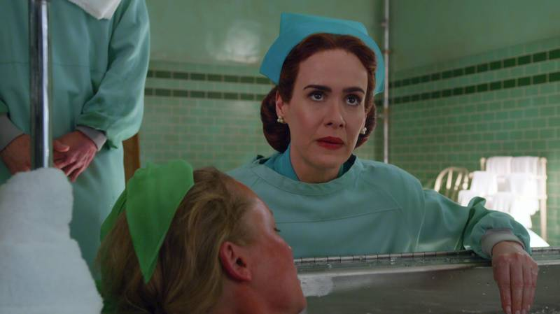 'American Horror Story' Fans Will Love Sarah Paulson's Scary New Netflix Series 'Ratched'
