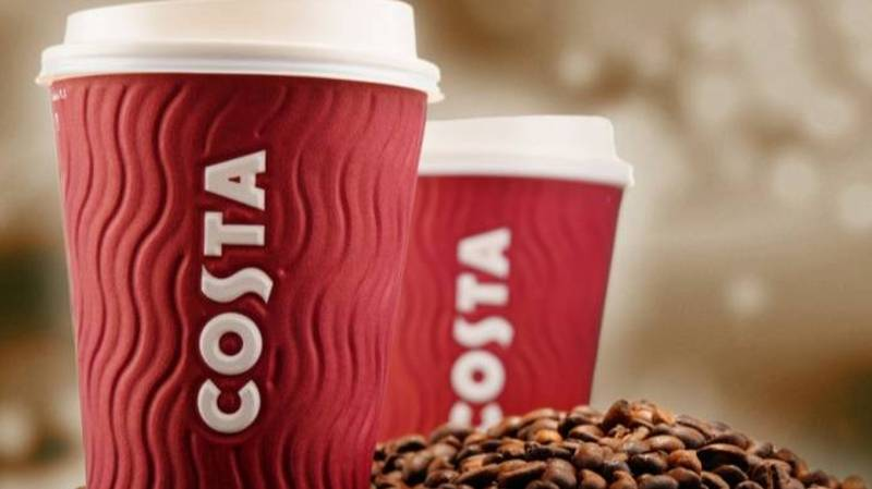 PSA: Everyone Can Get Free Coffee From Costa Express Machines Today