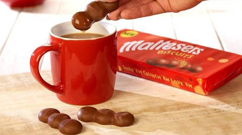 ​Maltesers Has Launched Mint Chocolate Biscuits