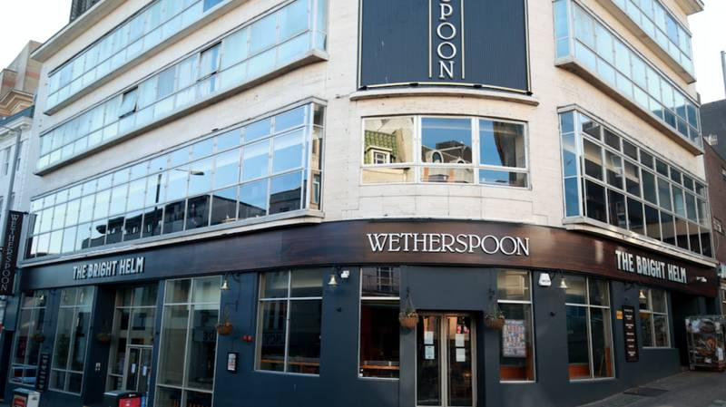 Wetherspoon Unveils Masterplan For Reopening Its Pubs