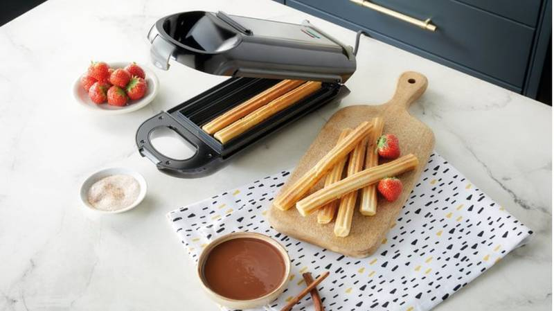 Aldi Is Bringing Back Its Incredible £15 Churros Maker