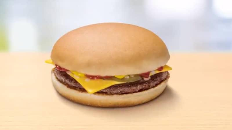 McDonald's Is Giving Away Free Cheeseburgers This Week