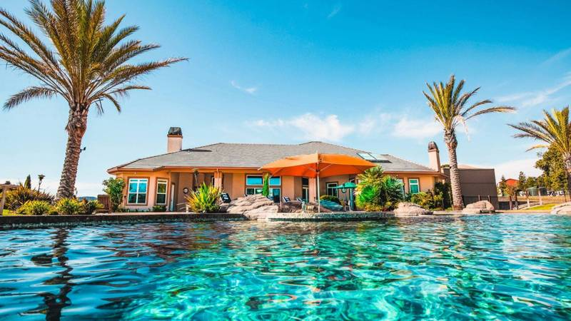 You Can Now Stay In A House With A Real Life Mermaid Lagoon