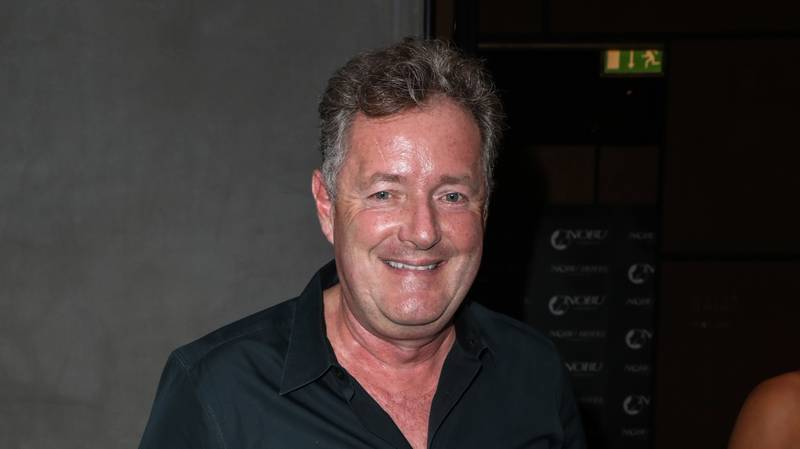 Piers Morgan's Fans Left Baffled As They Mistake His Dad For His Brother