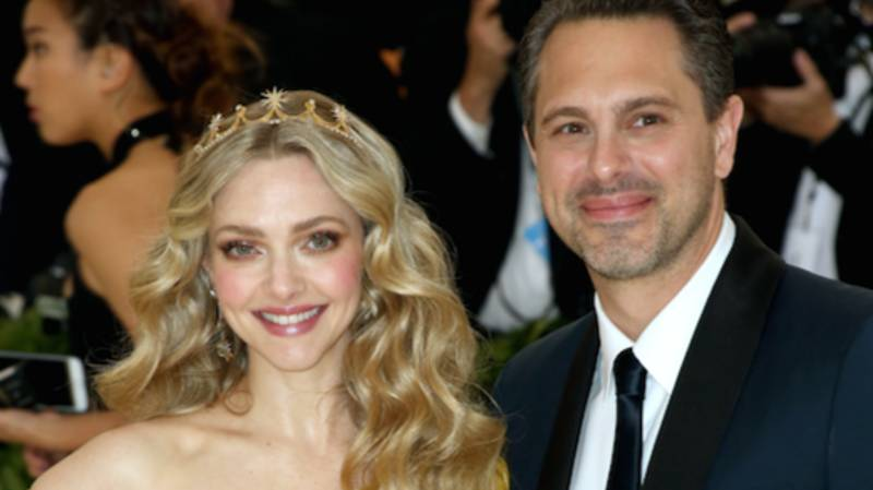 Amanda Seyfried Announces Arrival Of Second Baby With Thomas Sadoski After Secret Pregnancy
