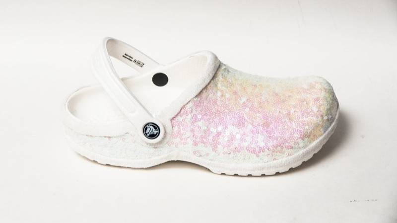 Bridal Crocs Are The New Fashion Items Absolutely Nobody Needs