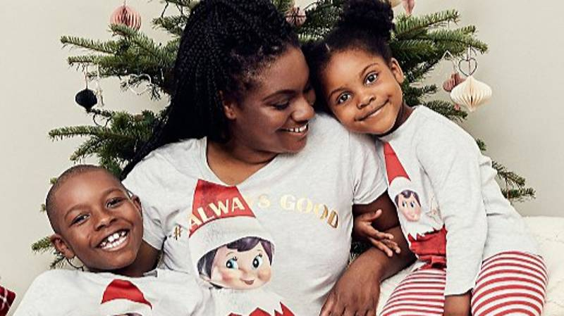 Asda Is Selling Matching Elf On The Shelf Christmas PJs For The Whole Family