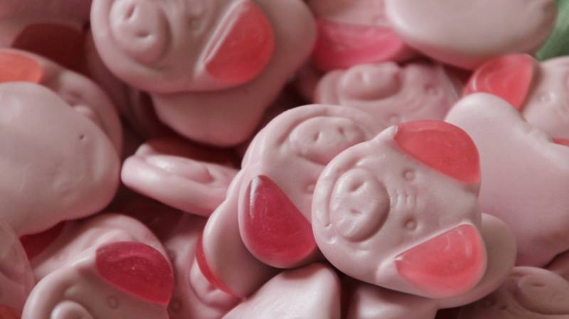 M&S Launches Percy Pig Pancakes - And They're Pink