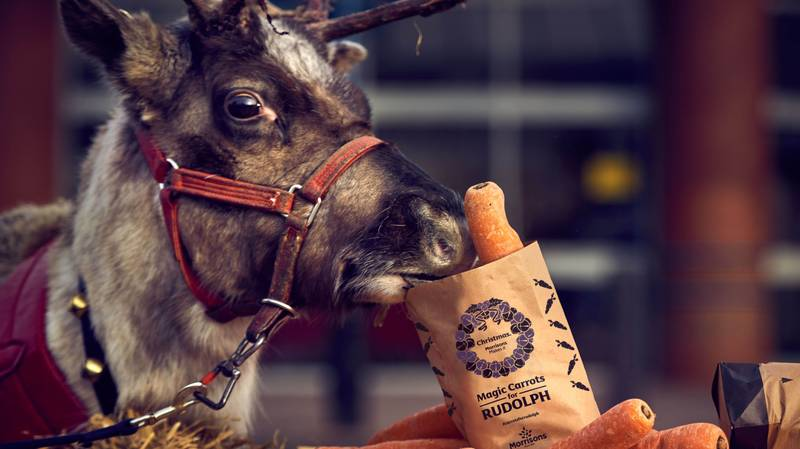 Morrisons Is Giving Away Free Wonky Carrots For Rudolph