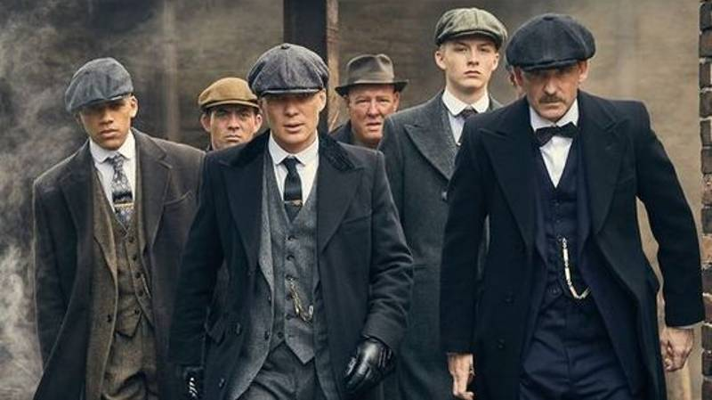 A 'Peaky Blinders' Virtual Reality Game Is Coming