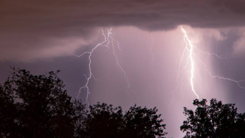 Bank Holiday Heatwave To End Today As Thunder And Heavy Rain Expected