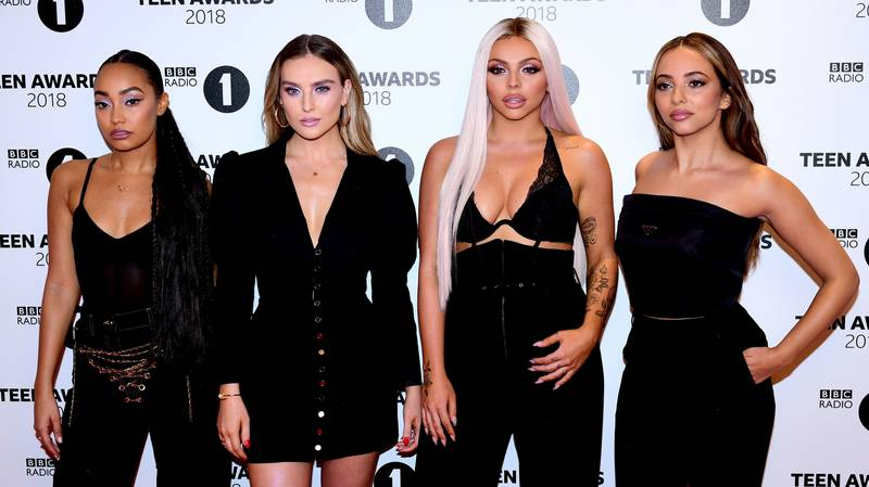 Jesy Nelson Hits Back After Piers Morgan Claims Little Mix 'Use Sex To Sell Albums'