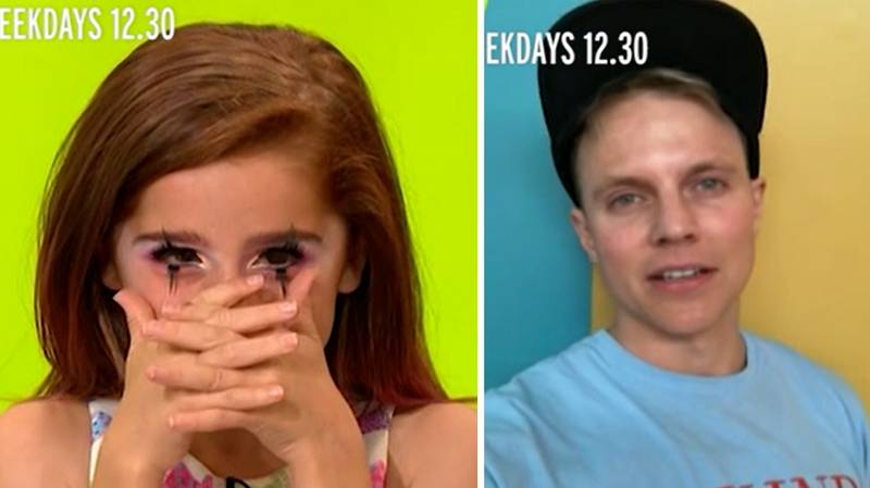11-Year-Old Drag Queen Breaks Down On Loose Women For Best Reason