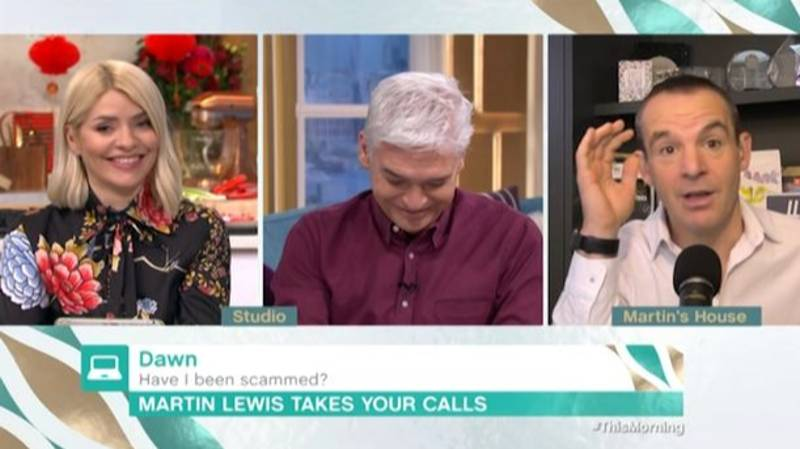 This Morning Descends Into Chaos As Martin Lewis Accidentally Swears Live On Air