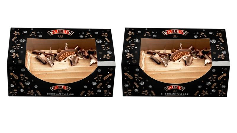 ​Baileys Yule Log Is Back At ASDA In Time For Christmas